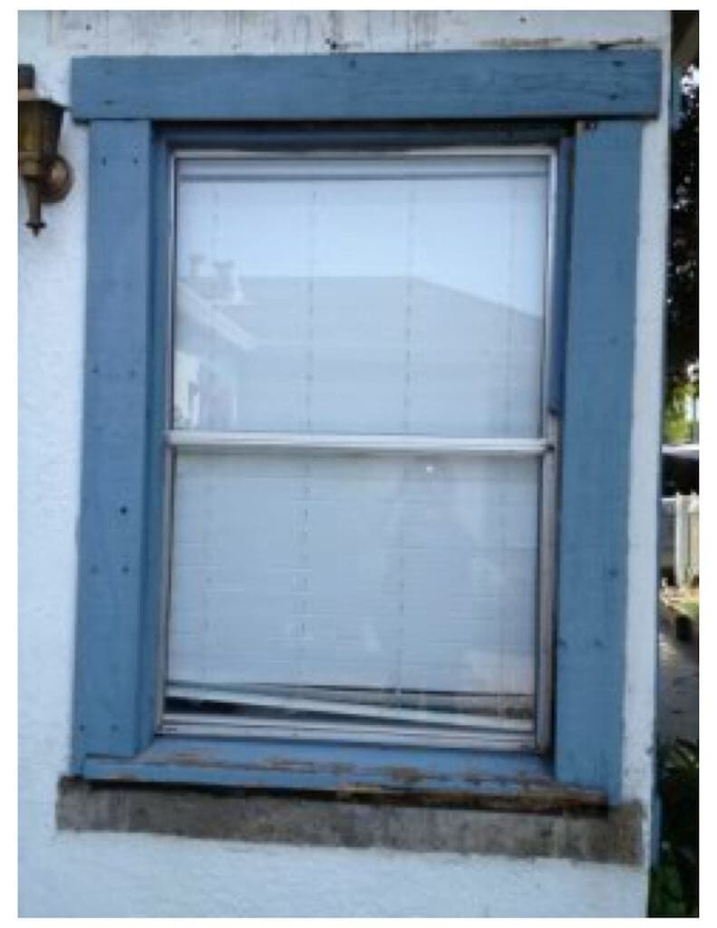 Milgard new construction windows termite damage r m for New construction windows